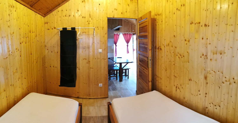 Zdjęcie wnętrza domku PREMIUM